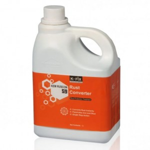 Rust Converter and Primer  (1 Ltr)