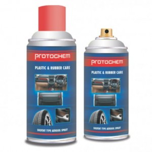 Plastic, Vinyl and Rubber Care (400ml)