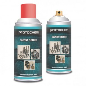 Solvent and Degreaser Spray (400ml)