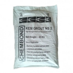 High Strength Non Shrink Grout | Kem Grout NS2 - 25 Kg