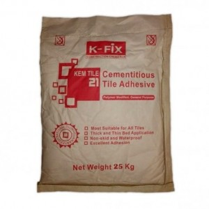 Tile Fixing Adhesive - 25 Kg