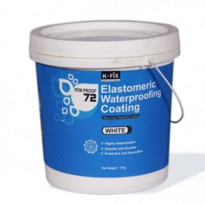 Elastomeric Waterproof Coating | Kem Proof 72