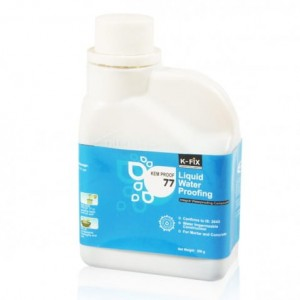 Liquid Waterproofing Compound | Integral Waterproofing Compound | Kem Proof 77