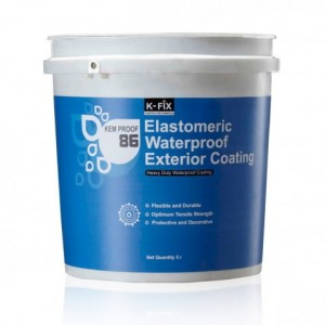 Exterior Wall Waterproofing Coating