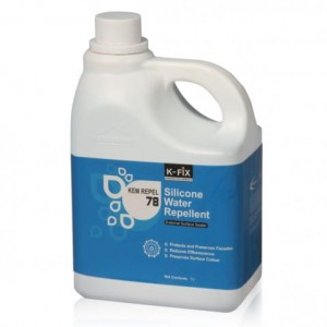 Kem Repel 78 - Silicon Water Repellent - 1 Ltr