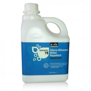 Silone - Siloxane Water Repellent - 1 Ltr